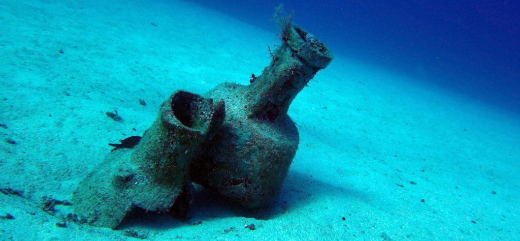 Corso di archeologia subacqua